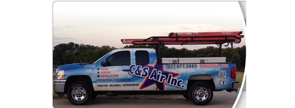C&S Air, Inc. banner