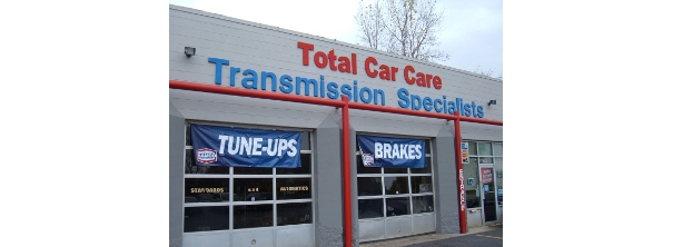 AAMCO Auto Repair & Transmissions banner