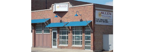 Allen Heating & Cooling, Inc. banner