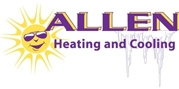 Allen Heating & Cooling, Inc. logo