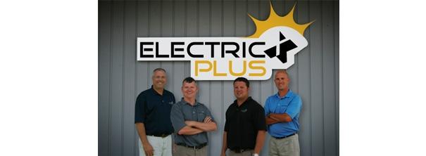 Electric Plus Inc Banner