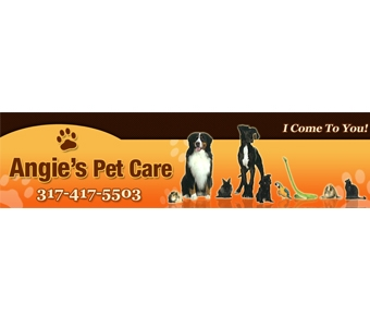 Angie's Pet Care