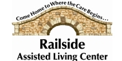 Railside Assisted Living Center logo