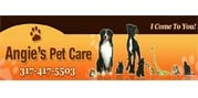 Angie's Pet Care logo