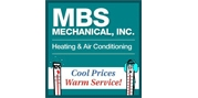 MBS Mechanical logo