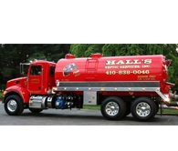 Hall's Septic Services, Inc.